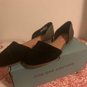 Toms Jutti D'orsay shoes